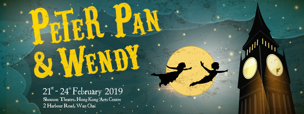 Faust International - Peter Pan & Wendy